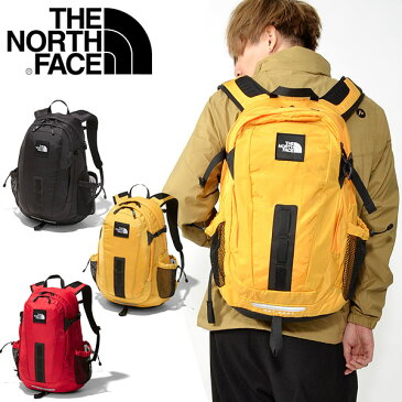 2010年復刻 送料無料 スクエアロゴ リュックサック THE NORTH FACE ノースフェイス Hot Shot SE ホットショット SE 30L デイパック ザック かばん バックパック nm71951