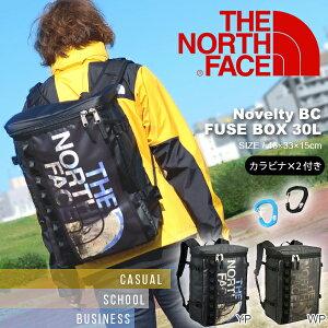 送料無料 ザ・ノースフェイス THE NORTH FACE ベースキャンプ ノベルティー ヒューズボックス Novelty BC FUSE BOX 30L  nm81769 ザック バックパック リュックサック かばん ヒューズボックス スクエア型