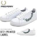 スニーカー フレッドペリー FRED PERRY メンズ B...