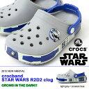 クロックス crocband Star Wars R2D2 clog サンダル 日本正規品 crocs スター・ウォーズ R2D2送...