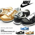 復刻 スニーカー ナイキ NIKE メンズ インターナショナリスト INTERNATIONALIST レトロ レトロランニング クラシック スウェード スエード シューズ 靴 828041