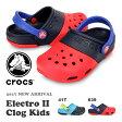 サンダル クロックス crocs キッズ エレクトロ 2.0 クロッグ kids 子供 クロッグサンダル スポーツサンダル スポサン シューズ 靴 日本正規品 15608 2017夏新作