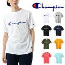 送料無料 半袖 Tシャツ チャンピオン Champion メンズ T-SHIRT ロゴ クルーネック スポーツ カジュアル 2019春夏新作 C3-P302
