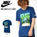 半袖 Tシャツ ナイキ NIKE メンズ コート S/S TEE シャツ グラフィック ロゴ プリント トレーニング スポーツウェア BV7498 2019秋新作