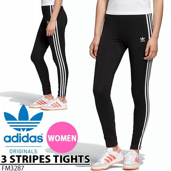 ボトムス, パンツ  adidas Originals 3 STRIPES TIGHTS 3 GVU41