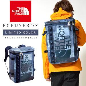 限定カラー 送料無料 ザ・ノースフェイス THE NORTH FACE ベースキャンプ ヒューズボックス BC FUSE BOX (30L) NM81630 ザック バックパック リュックサック かばん ヒューズボックス スクエア型 バ