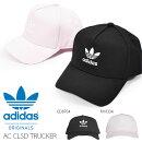 キャップ帽子adidasOriginalsアディダスオリジナルスメンズレディースACCLSDTRUCKERロゴCAPアジャスタースナップバック2020夏新作GDH20