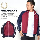 �ȥ�å����㥱�åȥե�åɥڥ꡼FREDPERRY���LAURELWREATHCOLOURBLOCKTAPETRACKJACKET���㡼���ȥ�å��ȥåץ����������㥱�å�2016���߿���