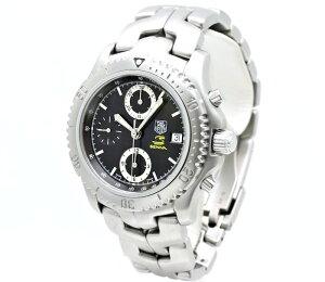タグホイヤーTAGHeuerリンククロノセナモデルCT5114.BA0550メンズ自動巻き4000本限定/34052【】腕時計
