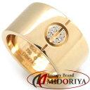 【最大5千円OFFクーポン】カルティエ Cartier ラブコーンリング ダイヤモンド6P 750YG #51 11号 指輪/098788【中古】