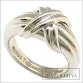 ティファニー リング TIFFANY シグネチャーリング SV925 10.5号 シルバー 指輪/93961【中古】