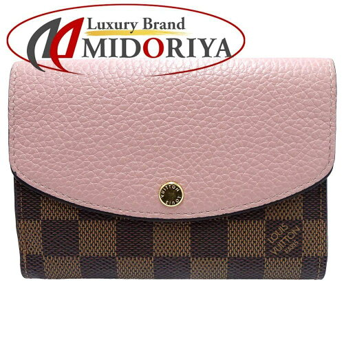 wholesale dealer dfd65 0f8fa ルイヴィトンLOUIS VUITTON 財布コンパクトポルトフォイユ ...
