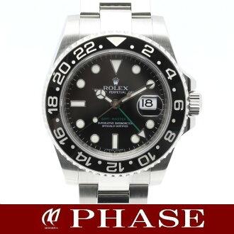 Rolex 116710LN GMT master II V turn men self-winding watch /31666fs3gm
