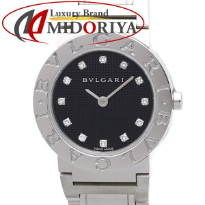 Bvlgari BVLGARI Bvlgari Bvlgari BB26BSS/12P 12P Diamond BBL26S Ladies New Breath /37136 [Used] Watch