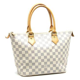 Louis Vuitton N51186 Damier Azur Saleya PM Tote Bag/18352