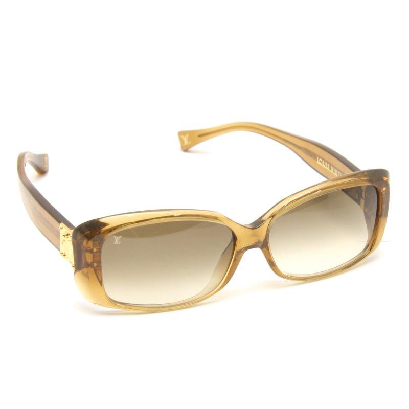 Authentic LOUIS VUITTON Z0003E Spson GM Sunglasses Night ...