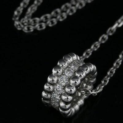 「吉良奈津子」松嶋菜々子着用ペルレ ダイヤモンド ペンダント