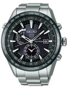 SEIKO セイコー ASTRON アストロン メンズ腕時計 SBXA021 ソーラー電波GPS機能 ブラック 国内正...