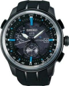 SEIKO セイコー ASTRON アストロン メンズ腕時計 SBXA033 ソーラー GPS衛星 電波修正 シリコン...