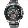 新品 即日発送 CITIZEN シチズン アテッサ F900 サテライト ウエーブ ソーラー 電波 時計 メンズ 腕時計 CC9016-51E