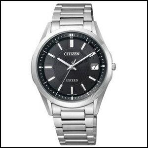 AS7090-51ECITIZENシチズンEXCEEDエクシードメンズ腕時計ソーラー電波時計国内正規品