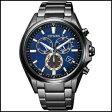 CITIZEN シチズン アテッサ 30周年記念限定モデル ソーラー 電波 時計 メンズ 腕時計 AT3055-57L