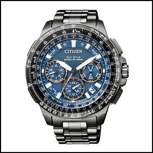 シチズン プロマスター×HAKUTO F900 GPS 衛星 ソーラー 電波 時計 メンズ 腕時計 CC9025-51L