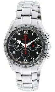 OMEGA Speedmaster スピードマスター メンズ腕時計 3558.50 Broad arrow ブロードアロー 42mm オートマチック 自動巻き クロノメーター