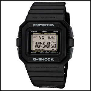 CASIOカシオG-SHOCKGショックメンズ腕時計GW-5510-1JF