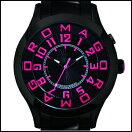 ロマゴデザインアトラクションシリーズスイスメンズレディース腕時計RM015-0162SS-LUPK