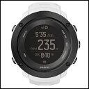 スント アンビット3 バーティカル ホワイト メンズ 腕時計 SS021967000