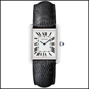 新品 即日発送 カルティエ タンクソロ SM クォーツ 時計 レディース 腕時計 WSTA0030