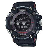 カシオ Gショック Bluetooth搭載 GPS ソーラー アシスト メンズ 腕時計 GPR-B1000-1JR