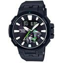 新品 即日発送可 カシオ プロトレック ソーラー 電波 メンズ 腕時計PRW-7000-1AJF