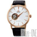 オリエント スタンダード セミスケルトン 自動巻き 手巻き付き 時計 メンズ 腕時計 RN-AG0011S
