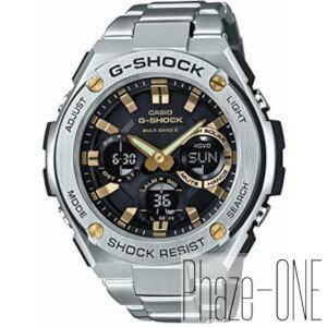 新品 即日発送可 カシオ Gショック Gスティール ソーラー 電波 時計 メンズ 腕時計 GST-W110D-1A9JF