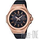 カシオBABY-G G-MSソーラー レディース 腕時計MSG-S500G-1AJF