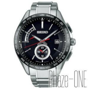 新品 即日発送可 セイコー ブライツ フライトエキスパート ソーラー 電波 時計 メンズ 腕時計 SAGA241