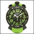 新品 即日発送 GaGa Milano ガガ ミラノ クロノグラフ 48MM クオーツ 時計 メンズ 腕時計 6054.2