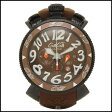 新品 即日発送 GaGa Milano ガガ ミラノ クロノグラフ 48MM クオーツ 時計 メンズ 腕時計 6054.5