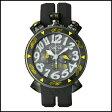 新品 即日発送 GaGa Milano ガガ ミラノ クロノグラフ 48MM クオーツ 時計 メンズ 腕時計 6054.6