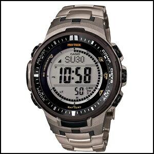 CASIOカシオPROTREKプロトレックメンズ腕時計PRW-3000T-7JF