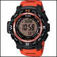 新品 即日発送 CASIO カシオ プロトレック ソーラー 電波 時計 メンズ 腕時計 PRW-3500Y-4JF