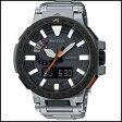 新品 即日発送 CASIO カシオ プロトレック マナスル マルチバンド6 ソーラー 電波 時計 メンズ 腕時計 PRX-8000T-7AJF