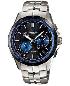 【即日発送】 CASIO カシオ OCEANUS オシアナス Manta マンタ メンズ腕時計 OCW-S2400E-1AJF ソ...