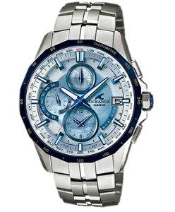 【即日発送】 CASIO カシオ OCEANUS オシアナス Manta マンタ メンズ腕時計 OCW-S3000P-2AJF ソ...
