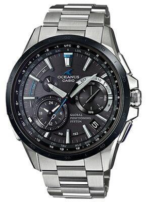 【即日発送】 OCW-G1000DB-1AJF CASIO カシオ OCEANUS オシアナス メンズ腕時計 フルメタルGPS ...