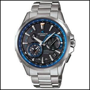 CASIOカシオOCEANUSオシアナスメンズ腕時計OCW-G1000-1AJF