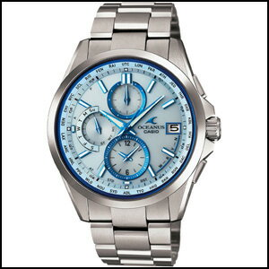 CASIOカシオOCEANUSオシアナスメンズ腕時計OCW-T2600-2AJF