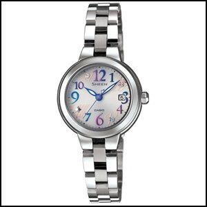 CASIO/カシオレディース腕時計ソーラー電波時計SHE-4506SBD-7A2JF